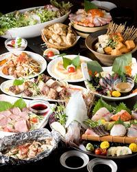 博多魚がし海の路天神店