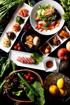 KOREA TERRACE DININGアイドコロ