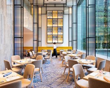 カフェ・イン・ザ・パークANAクラウンプラザホテル大阪