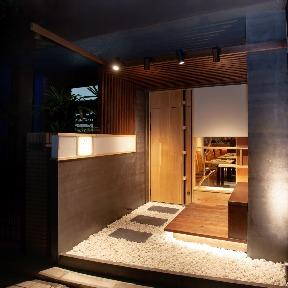 和食と炭火焼 三代目 うな衛門横浜西口店
