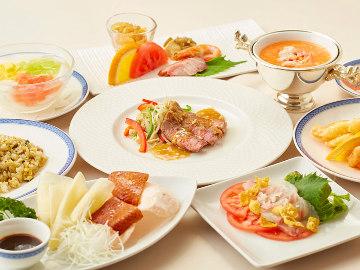 オークラアカデミアパークホテル中国料理「桃花林」