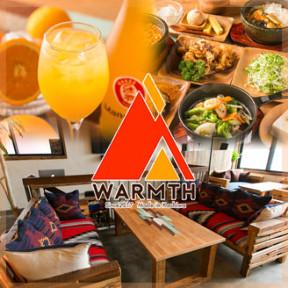 Outdoor Chill DiningWARMTH(ウォームス)