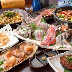 時間無制限食べ飲み放題 全120種 居酒屋 囲 京橋店