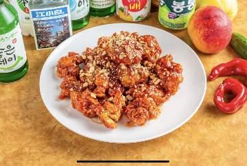 中華料理 ジョンーキッチン韓国チキン専門店