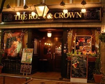 ザ・ローズ&クラウン新橋店(THE ROSE&CROWN)