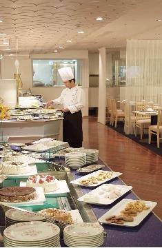 ホテルオークラレストラン横浜ブッフェ&ダイニング サファイア