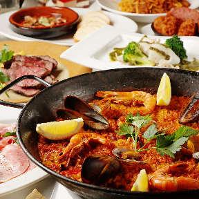 スペインバル 本格地中海料理アリアッチ 川崎ラチッタデッラ店