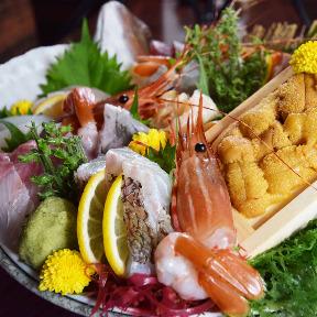極上肉×旨い海鮮を喰らう!個室居酒屋魚々路 ~Totoro~ 札幌店