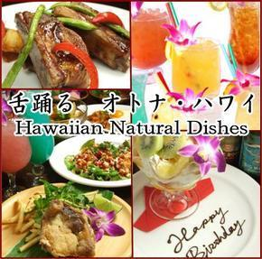 Lanai Hawaiian Natural Dishes