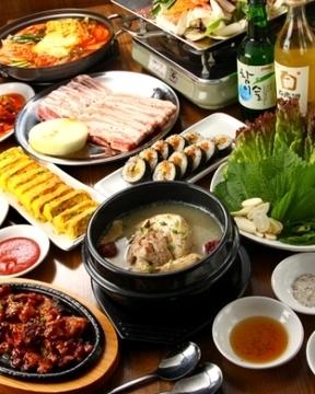 韓国食堂 チャン豊洲店