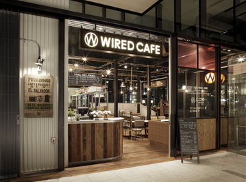 WIRED CAFE 品川