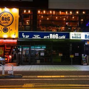 art ReG cafe 下北沢