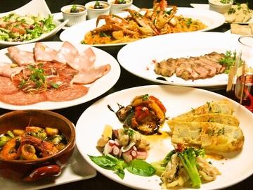 イタリアン & スペイン料理銀座 ZION