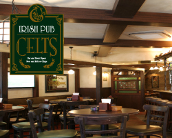 IRISH PUB CELTS 平塚店