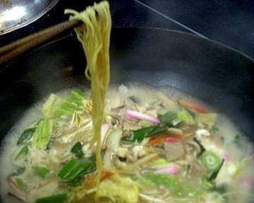 おんがラーメン細麺チャンポン保存会