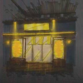 肉巻き野菜串と屋台ぎょうざの居酒屋びすじろう 勝川駅前店