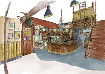 イタリアンバル ポンテ栄伏見店