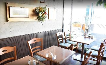 CAFEHOUSE ソルボンヌ