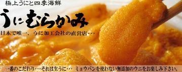 うにと四季海鮮うにむらかみ 函館本店