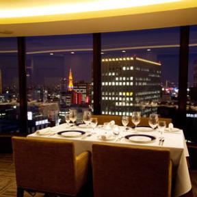 スカイレストラン ロンド<センチュリーロイヤルホテル23F>