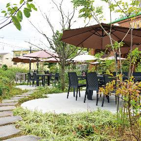 ガーデンカフェ ルボワ