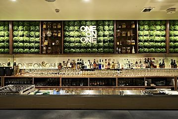 ONE on ONE Garden Restaurant