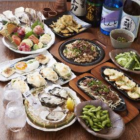 定食 ごはん処かきの家 大崎シンクパーク店