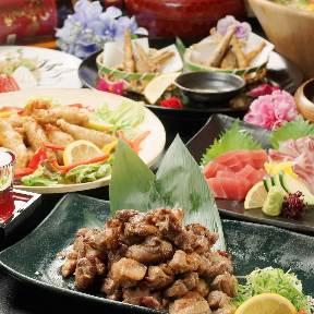 海鮮と産地鶏の炭火焼きうお鶏 沼津駅店
