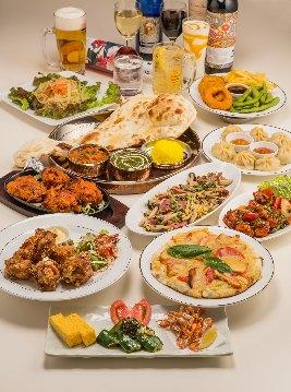 本場インドカレー インドレストラン 15(イチゴ)リバーサイド店
