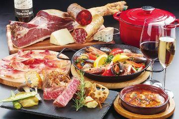 スペイン食堂 ガストロバルセロ