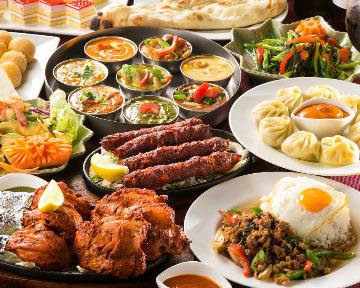 肉&ワイン アジアンダイニングバルSAPANA 水道橋駅西口店