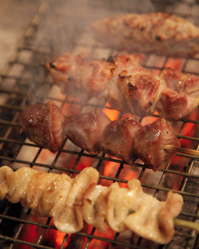 香鶏酒房 鳥八日本橋店