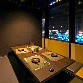 夜景個室×韓国料理トライジン 天王寺アポロビル店
