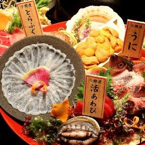 【全席個室】海鮮と串焼 珀や(ひゃくや)札幌駅北口店