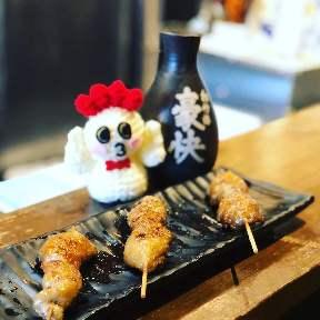 炭火串酒場ときどき鶏ちゃん