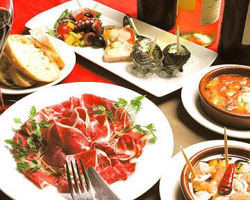 スペイン料理 La Cazuela三ノ宮 ミント神戸店