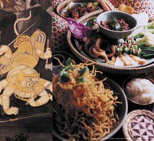 タイレストラン CHEDI LUANG