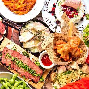 和牛ステーキ×オーガニックワイン肉バル BOUNO~ボーノ~赤坂店