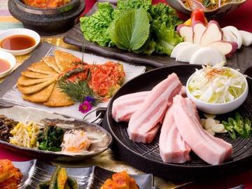 韓国料理 焼肉 まだん鶴橋本店