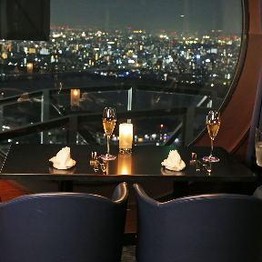 梅田 夜景 STARDUST