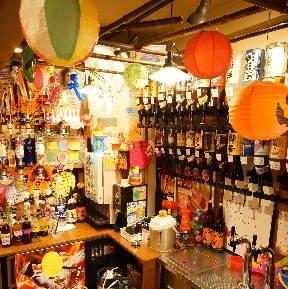 がぶ飲み酒場 鶏魚 -TORI・UO-