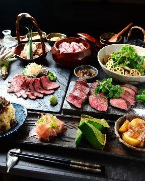 完全個室 くずし肉割烹座頭牛 zato-ushi 錦本店