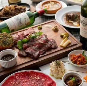 近江牛Steak&Wine  山村牛兵衛四条大宮店