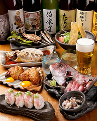 鶏魚Kitchen ゆうあべのキューズタウン店