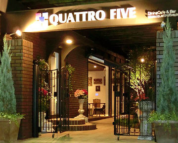 Dining Cafe&Bar QUATTRO FIVE