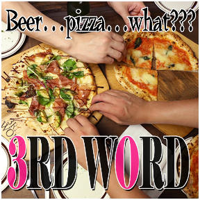 Beer&Pizza 3RD WORD(サードワード)