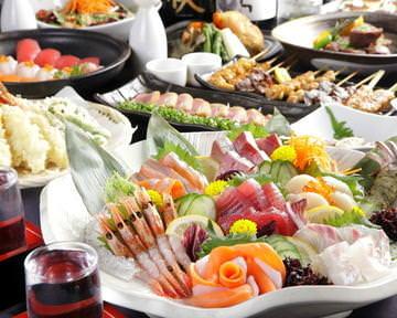 個室と海鮮創作料理 石狩漁場阪急梅田HEPナビオ店