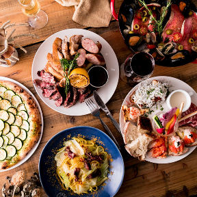 Italian Kitchen VANSAN高槻店