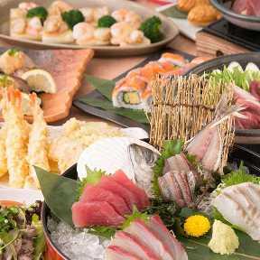 薩摩魚鮮水産鹿児島中央駅東口店