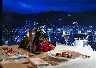 ホテルオークラ神戸 フランス料理レストラン エメラルド